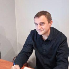 współpracownik posła Piotra Müllera Andrzej Zawada
