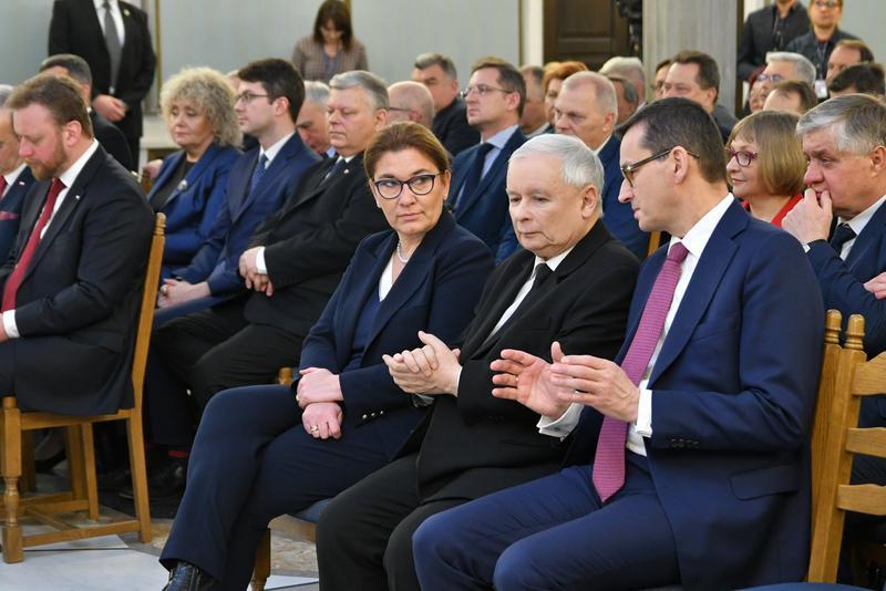 """Konferencja """"Zasady prowadzenia polityki rozwoju w Polsce"""" zorganizowana przez KP PiS"""
