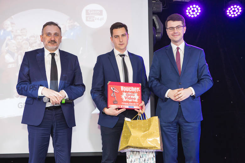 Najlepsi sportowcy z regionu słupskiego nagrodzeni podczas Gali Sportu Głosu Pomorza