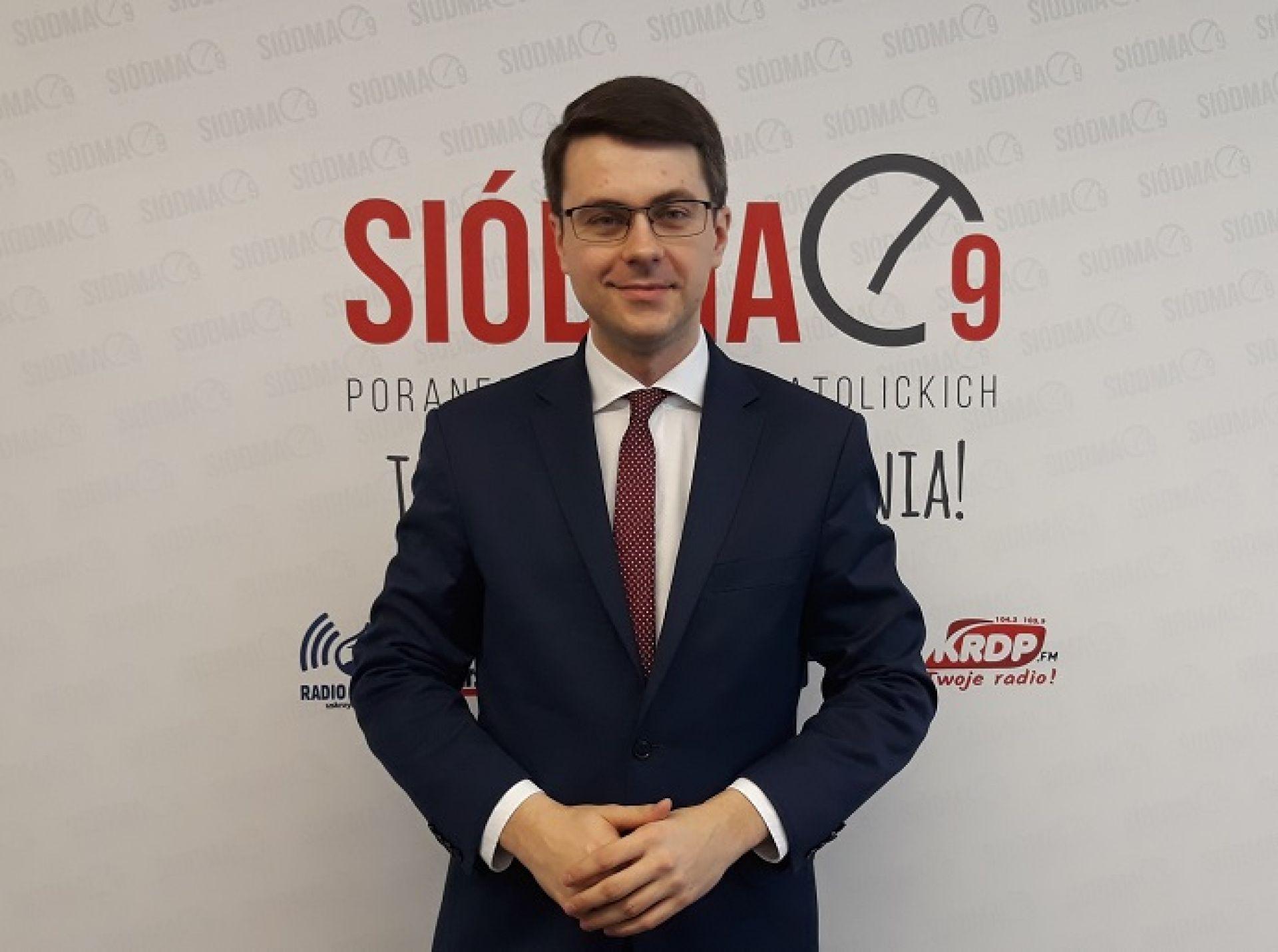 Radio Warszawa: rozmowa z wiceministrem Müllerem