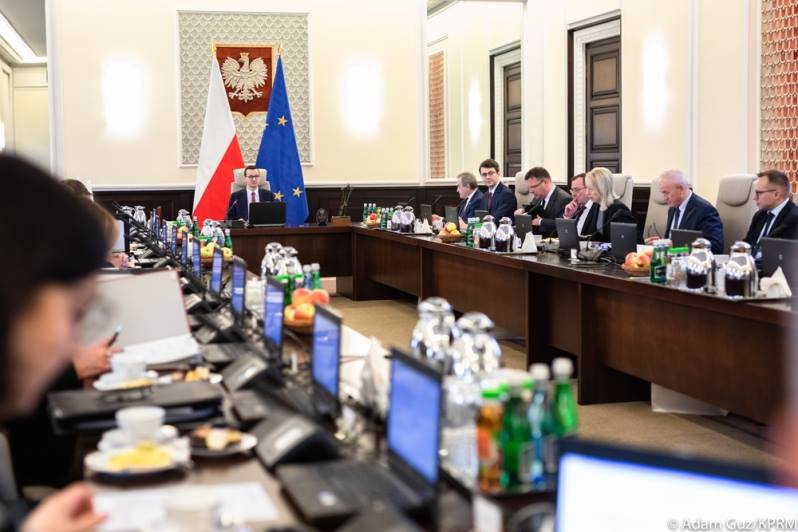 Posiedzenie Stałego Komitetu Rady Ministrów