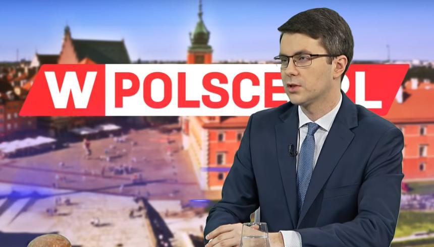 Poseł Piotr Müller o wyborach do Parlamentu Europejskiego, o kampanii wyborczej oraz polskich interesach narodowych w Unii Europejskiej