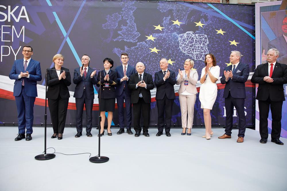 Prawo i Sprawiedliwość zainaugurowało kampanię wyborczą do Parlamentu Europejskiego na Pomorzu.