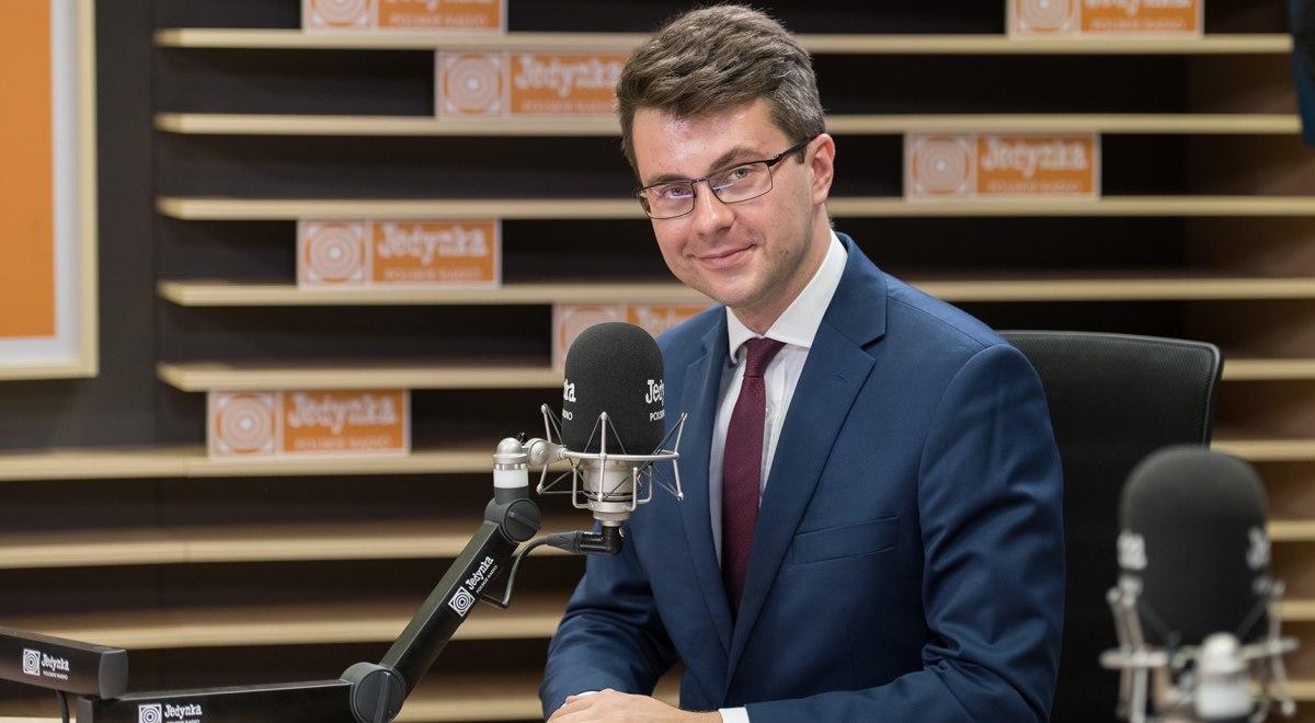 Poseł Piotr Müller o kierunkach rozwoju Unii Europejskiej i nieformalnym szczycie w Rumunii, w Pulsie Trójki Programu 3 Polskiego Radia