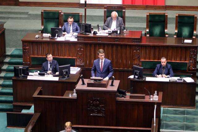 Zakończyło się 80 posiedzenie Sejmu RP