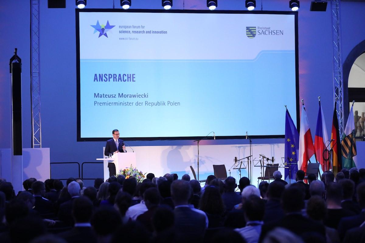 Europejskie Forum Nauki, Badań i Innowacji w Dreźnie