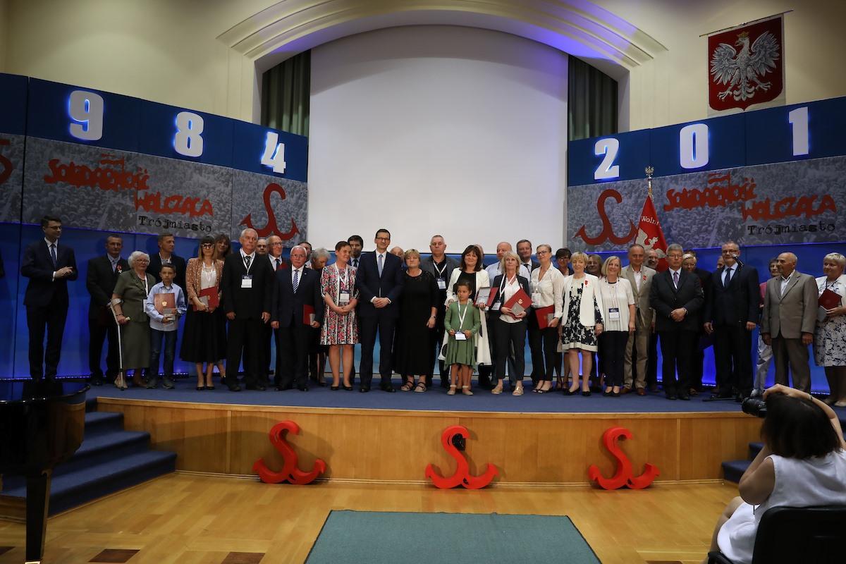 35 rocznica powstania Solidarności Walczącej