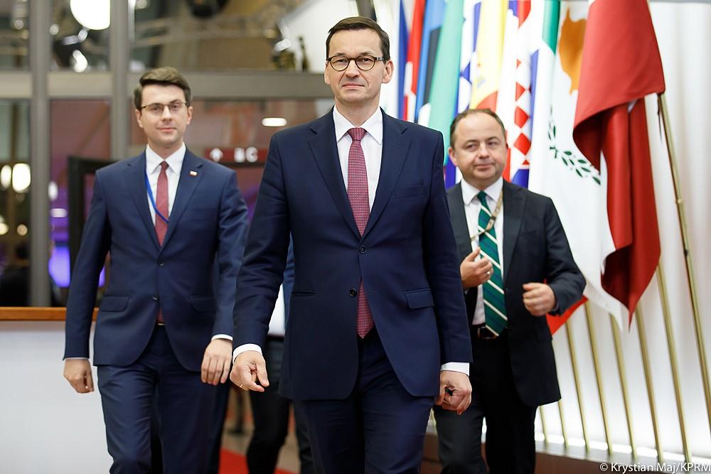 Dobiegł końca dwudniowy szczyt Unii Europejskiej