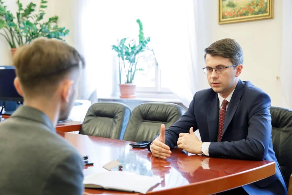 Rozmowa z Rzecznikiem Rządu Piotrem Müllerem
