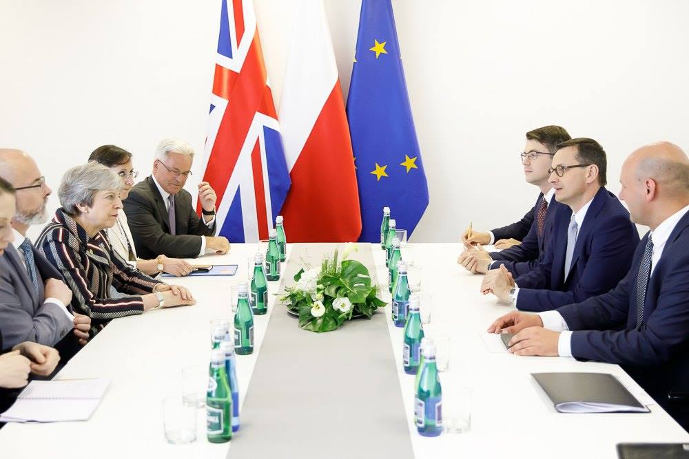 Szefowie kilkunastu państw i rządów europejskich spotkali się w stolicy Wielkopolski - Poznaniu.