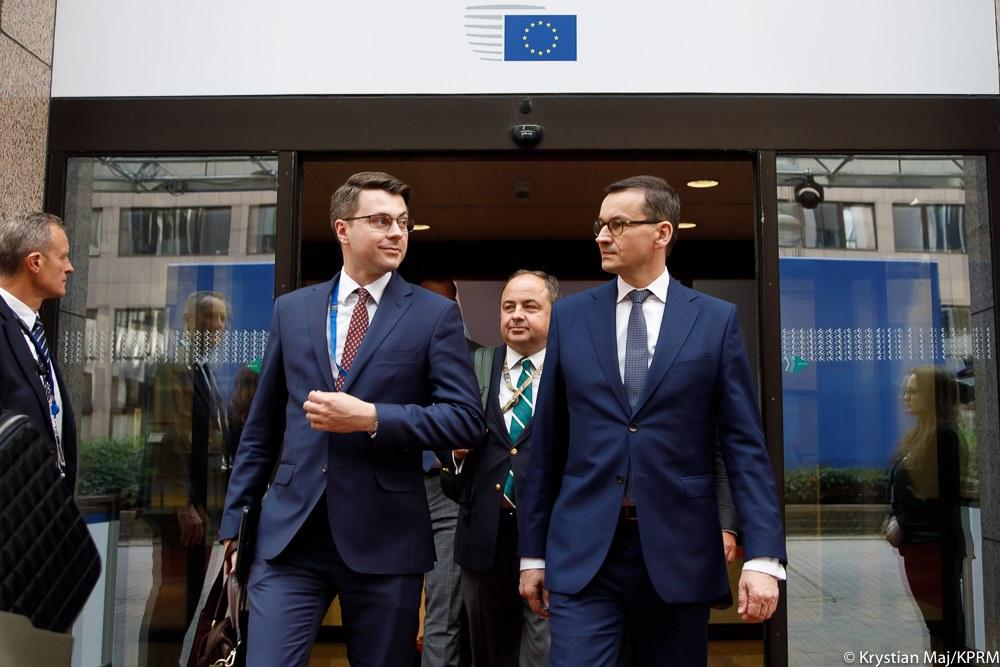Nadzwyczajne Posiedzenie Rady Europejskiej w Brukseli
