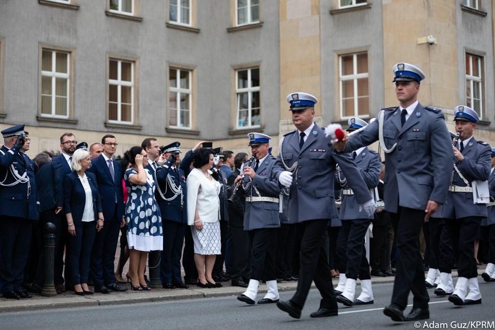 100 rocznica powstania Policji Państwowej