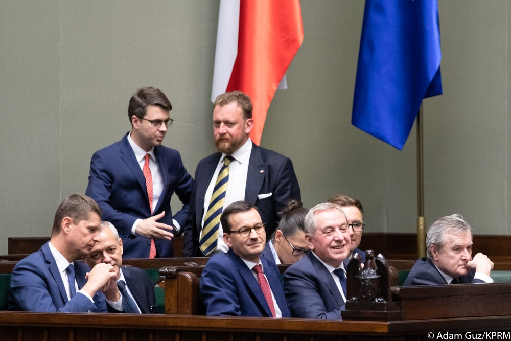 Za nami 84. posiedzenie Sejmu Rzeczypospolitej Polskiej