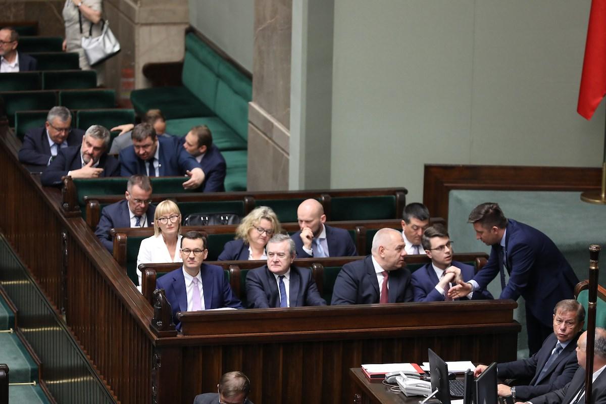 Program Bez PIT dla Młodych przyjęty przez Sejm