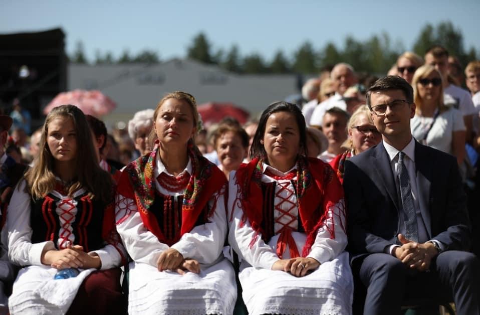 Dzisiaj w Kolnie odbyło się II Ogólnopolskie Święto #WdzięczniPolskiejWsi