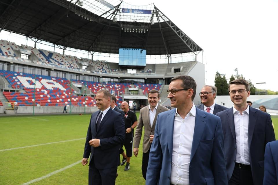 """""""Sportowa Polska"""" – program rozwoju lokalnej infrastruktury sportowej"""