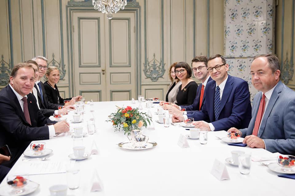 100 rocznica nawiązania stosunków dyplomatycznych ze Szwecją
