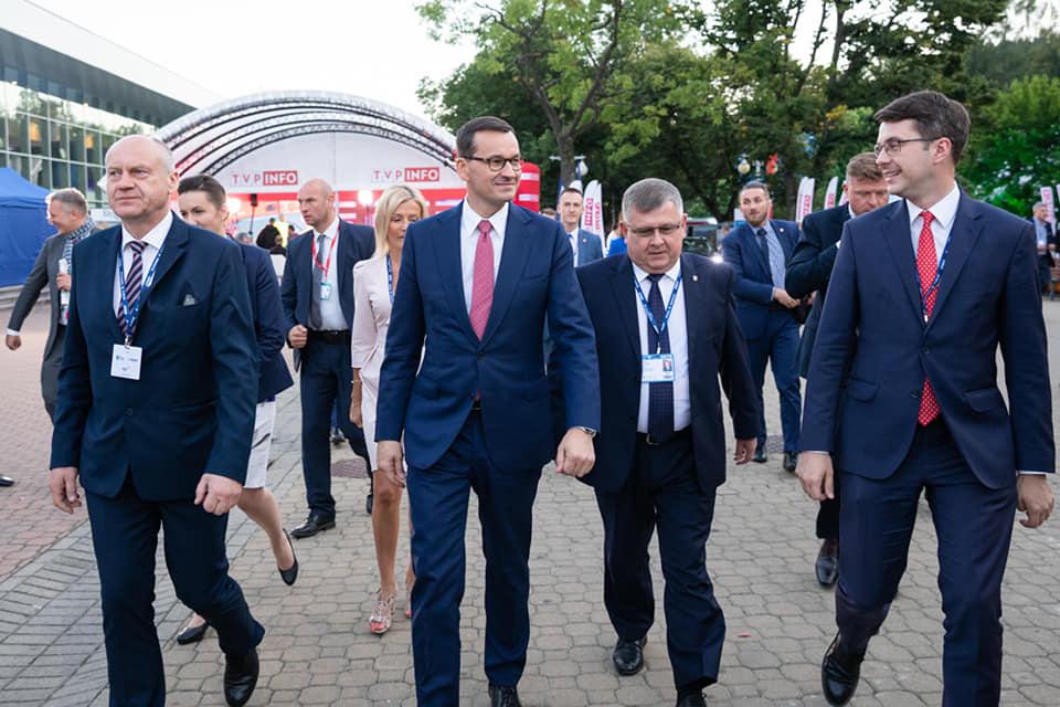 Wizyta na Forum Ekonomicznym w Krynicy