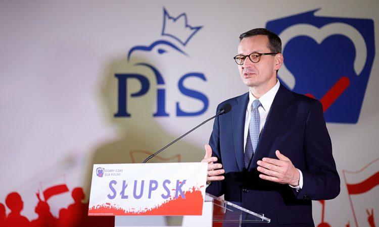 W Słupsku odbyło się spotkanie z udziałem Premiera Mateusza Morawieckiego