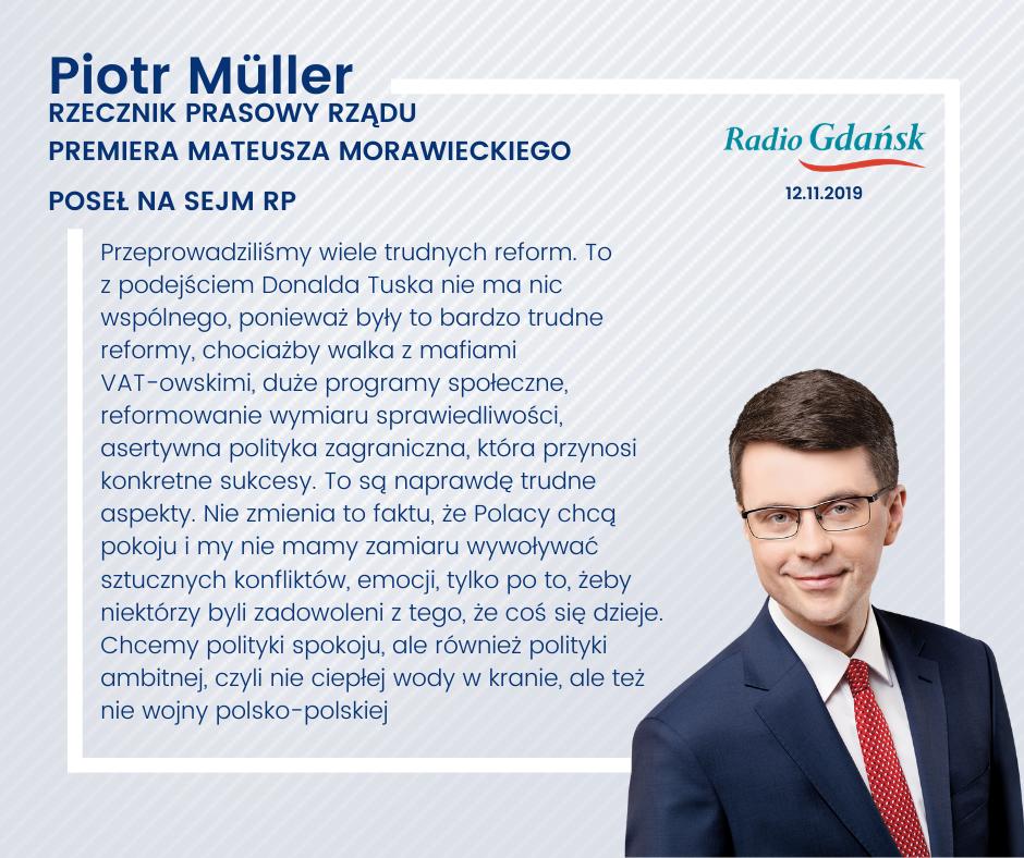 Gość Radia Gdańsk
