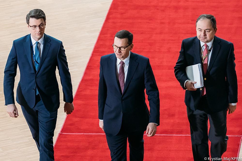 I szczyt Rady Europejskiej w sprawie budżetu