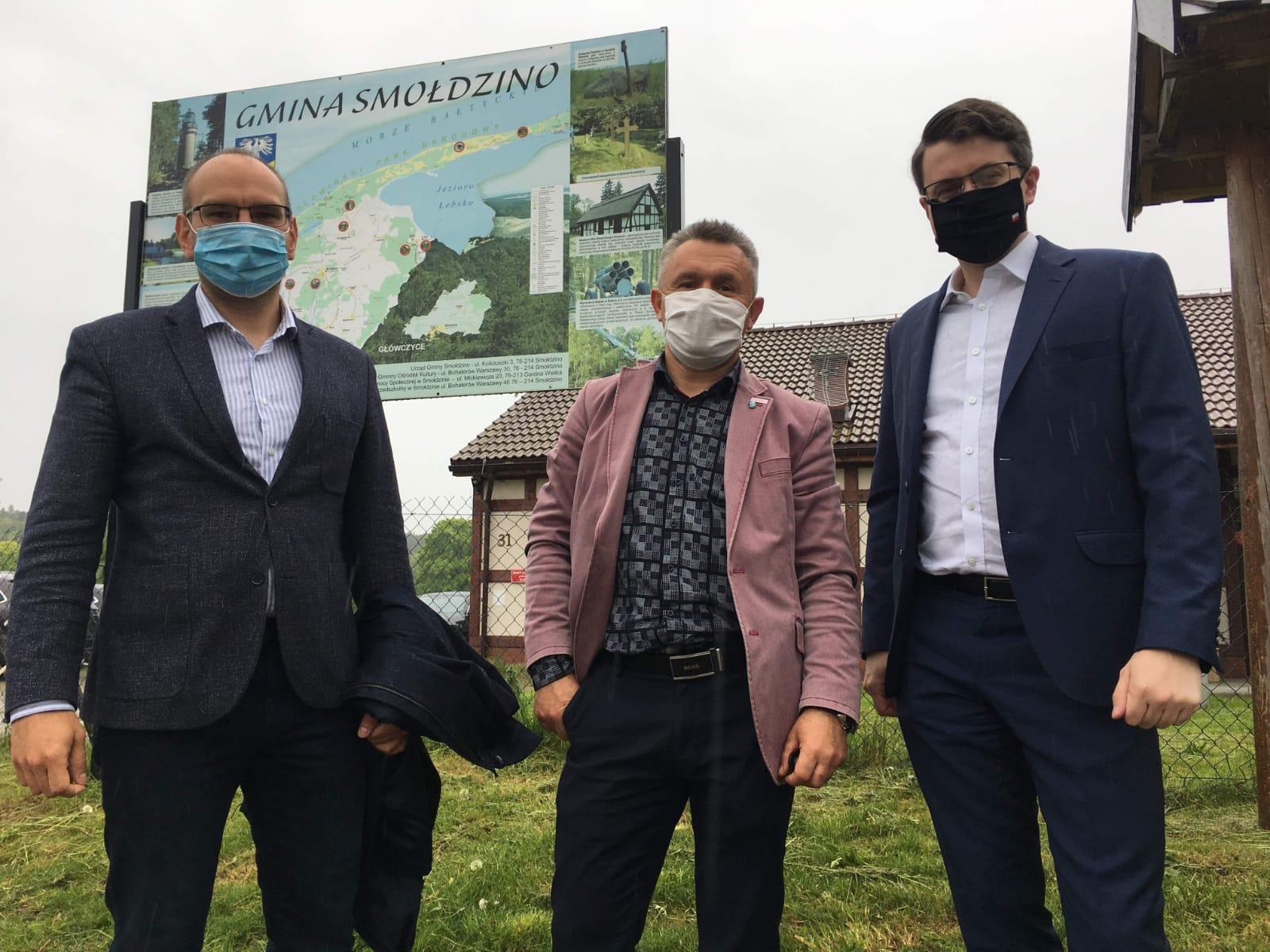 Fundusz Dróg Samorządowych w powiecie słupskim