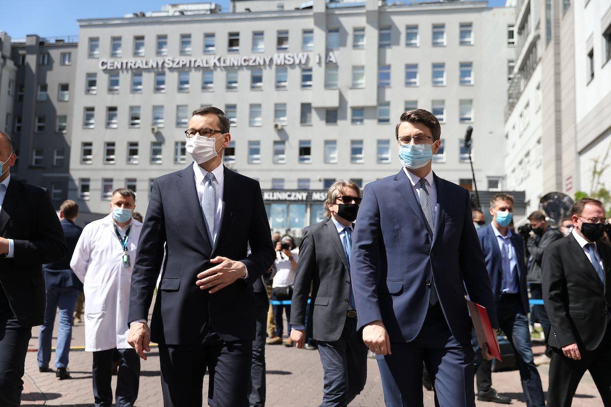 Podsumowanie działań związanych z pandemią COVID-19