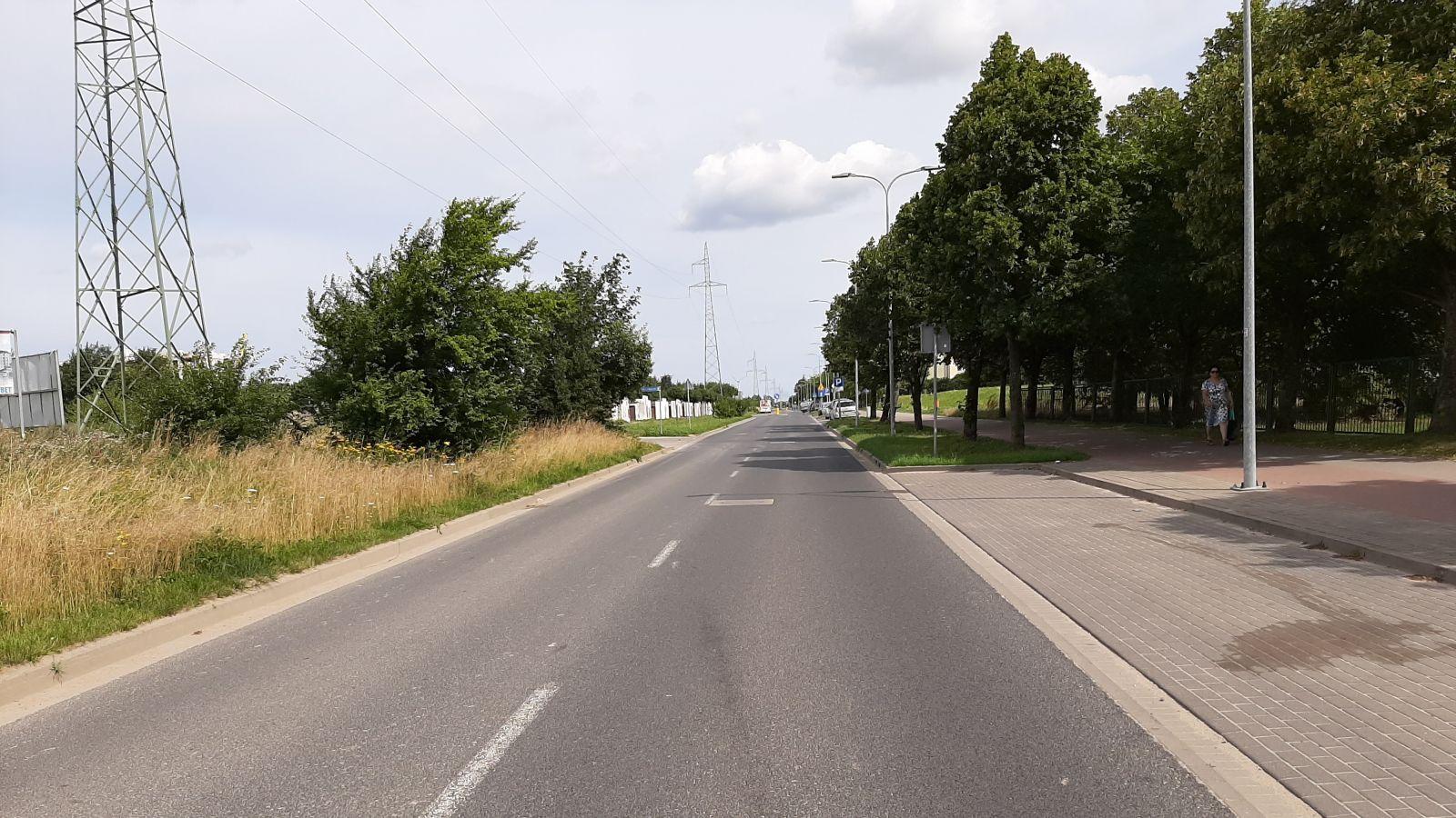 Budowa ulicy Legionów Polskich i przebudowa ulicy Zaborowskiej w Słupsku dobiegła końca