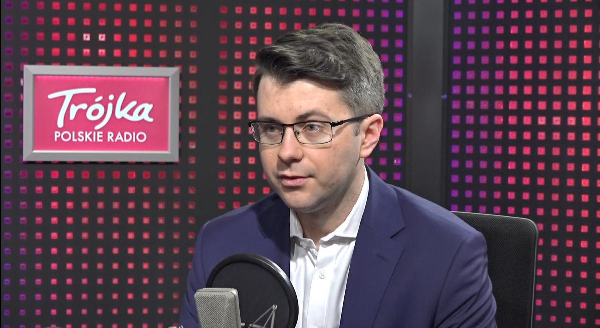 Gość Trójki Polskiego Radia