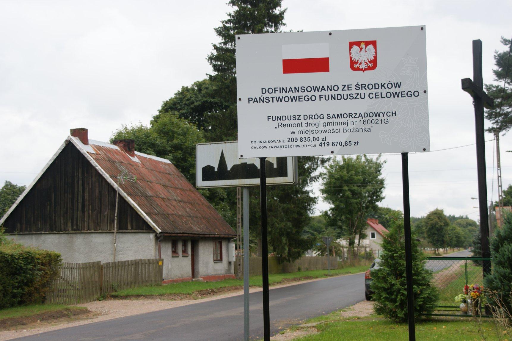FDS w Gminie Trzebielino