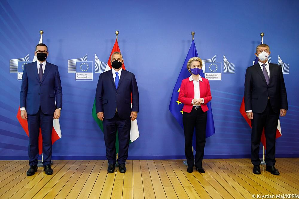 Wizyta w Brukseli
