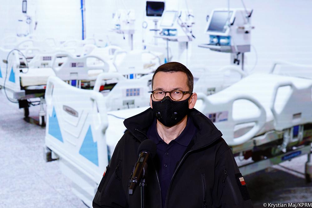 Kolejni pacjenci w Szpitalu Narodowym