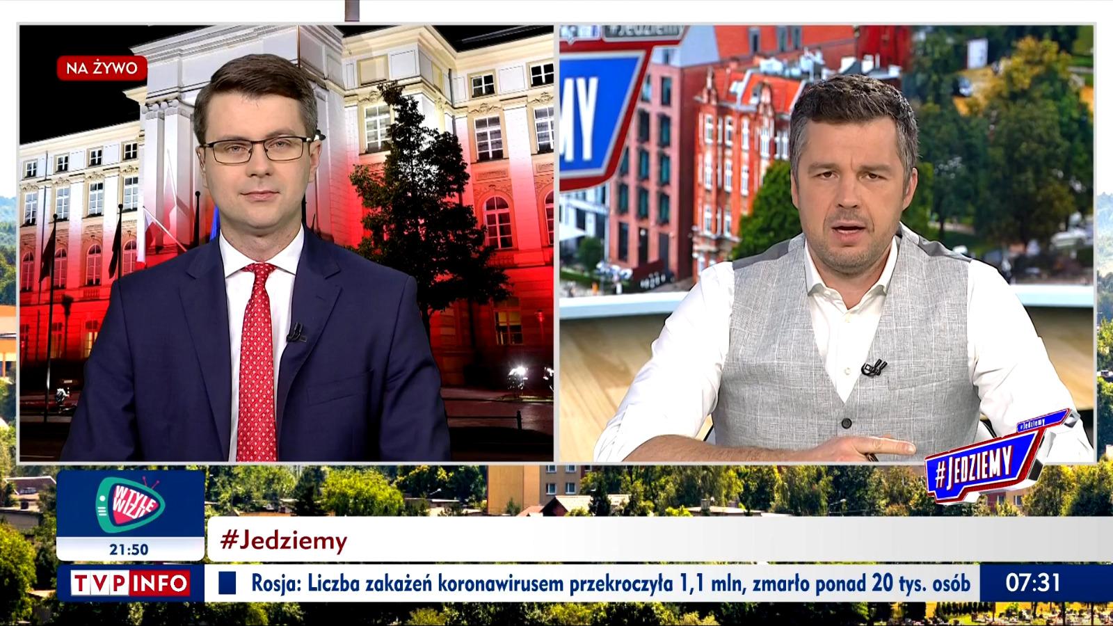 #Jedziemy z Piotrem Müllerem