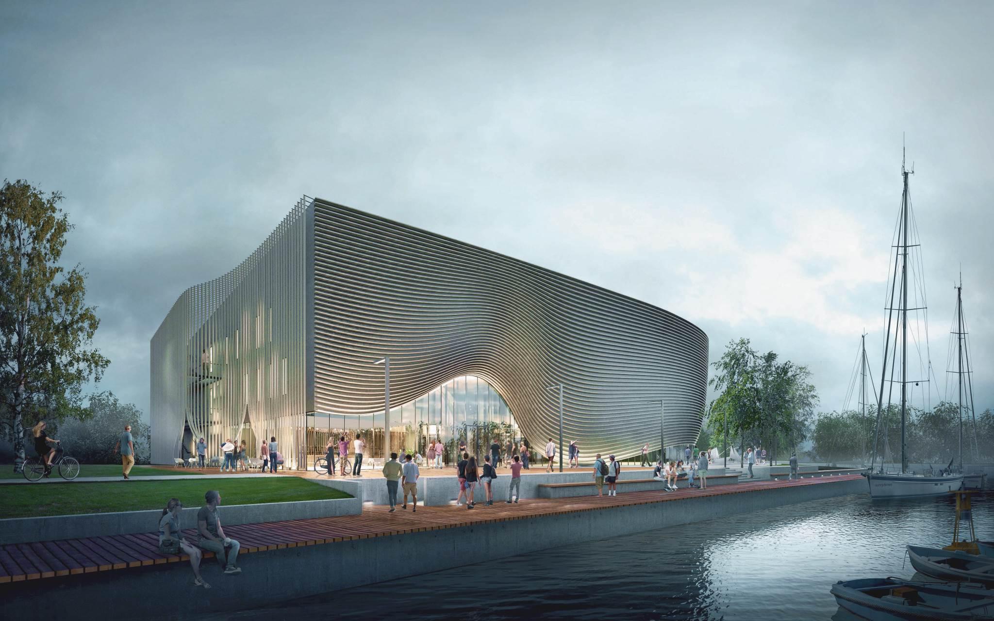 Muzeum Archeologii Podwodnej i Rybołówstwa Bałtyckiego w Łebie