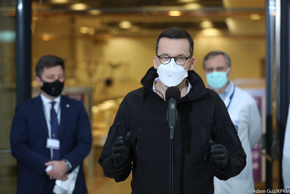 Szpital PGE Narodowy już działa – Szpital Narodowy
