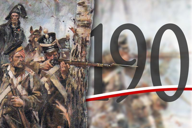 190. rocznica Powstania Listopadowego