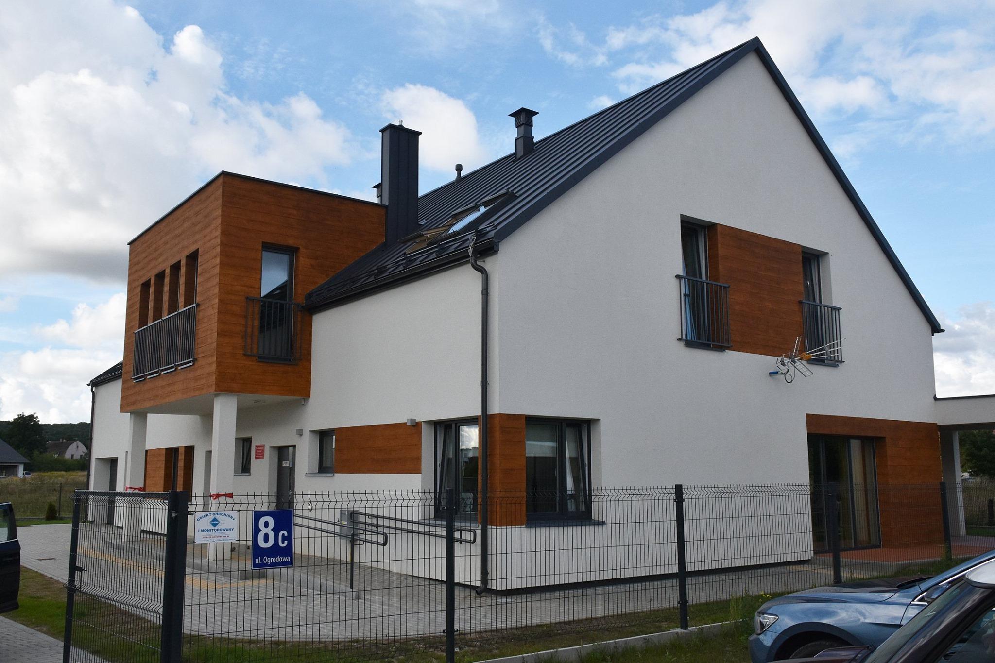 Powiat lęborski zyskał w tym roku 2 bliźniacze Domy dla Dzieci