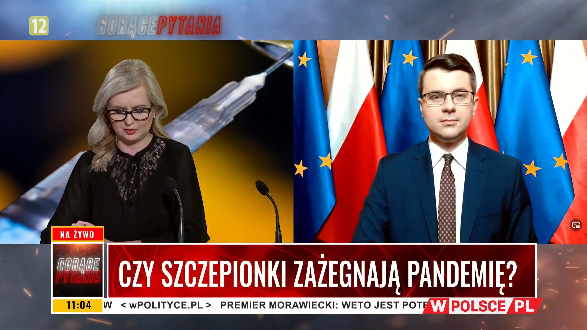 Piotr Müller gościem wpolsce.pl
