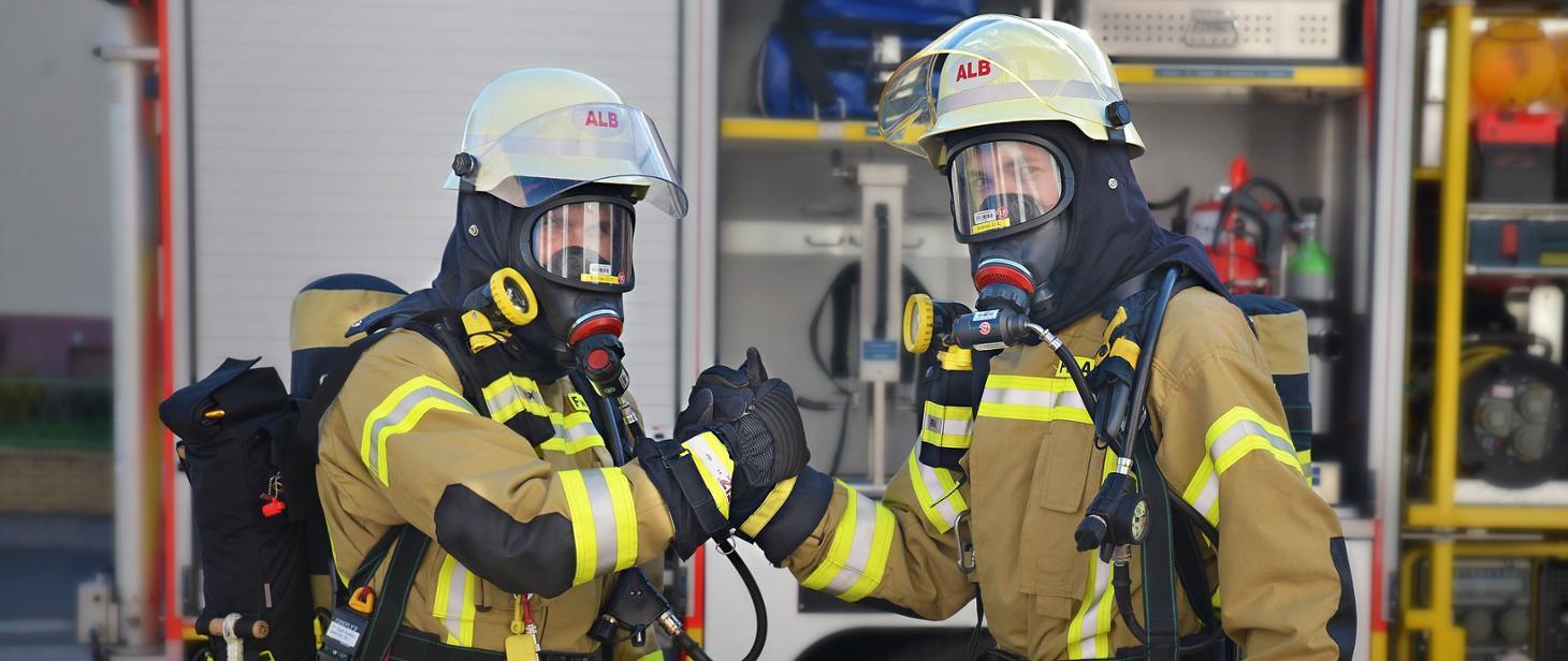 Straż pożarna włącza się w walkę z koronawirusem
