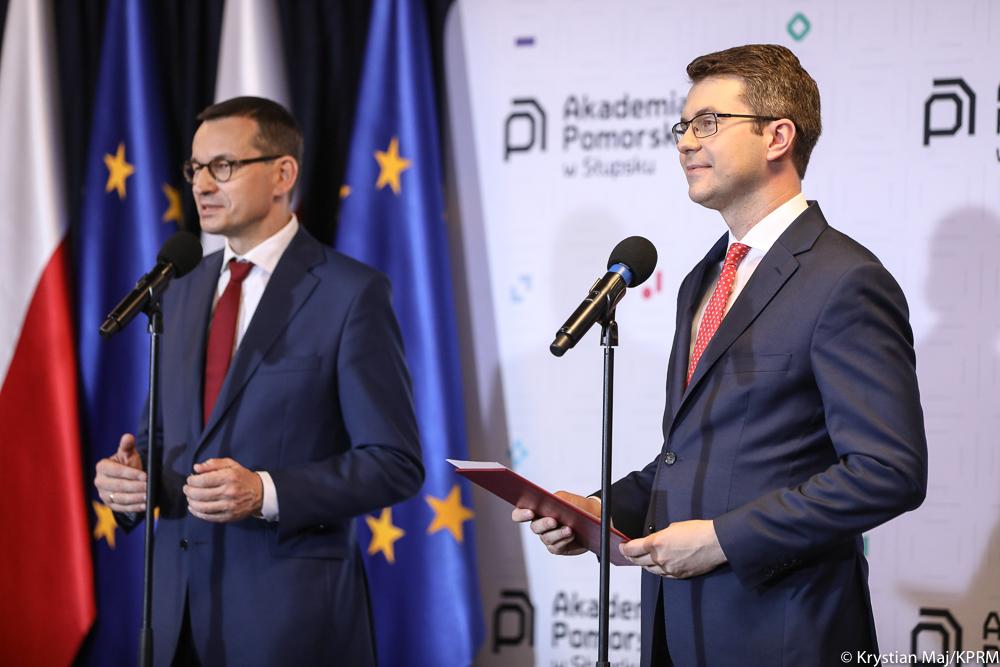 Inwestujemy w Akademię Pomorską w Słupsku!