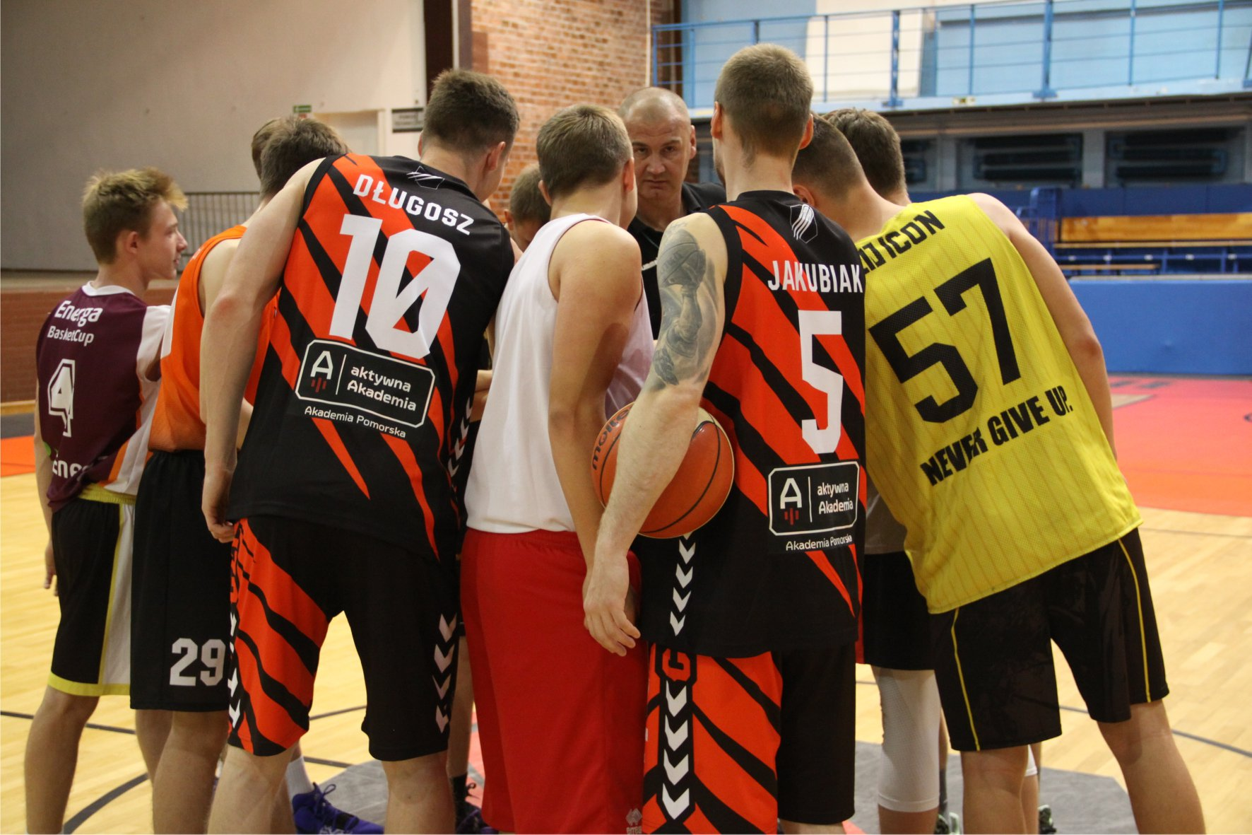 Aktywna Akademia Pomorska w Słupsku stawia na sport