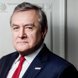 minister kultury i dziedzictwa narodowego prof. Piotr Gliński