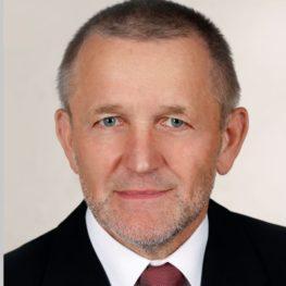 wiceprzewodniczący Rady Miejskiej w Słupsku Tadeusz Bobrowski