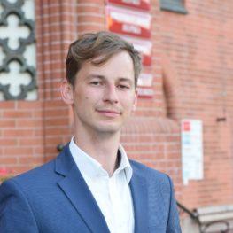 radny Rady Miejskiej w Słupsku Jacek Szaran