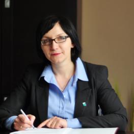 burmistrz Kępic Magdalena Majewska
