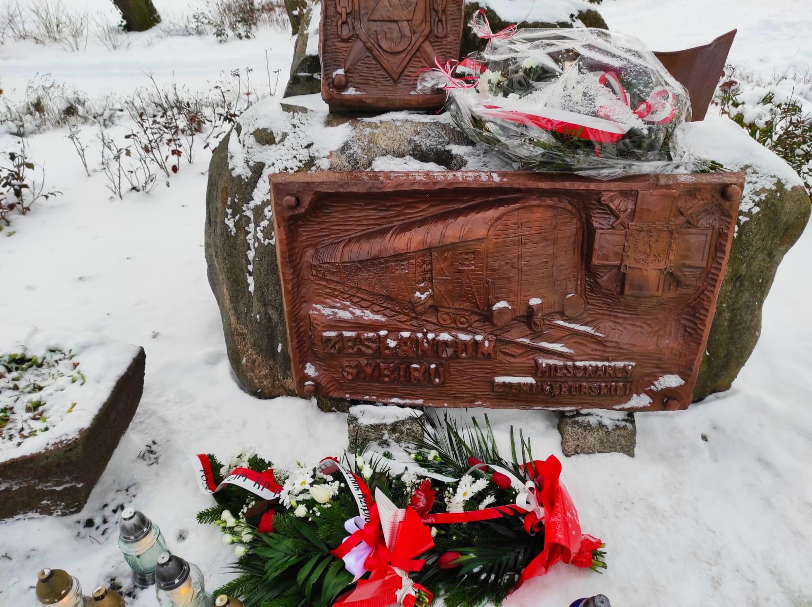 81. rocznica deportacji Polaków na Sybir