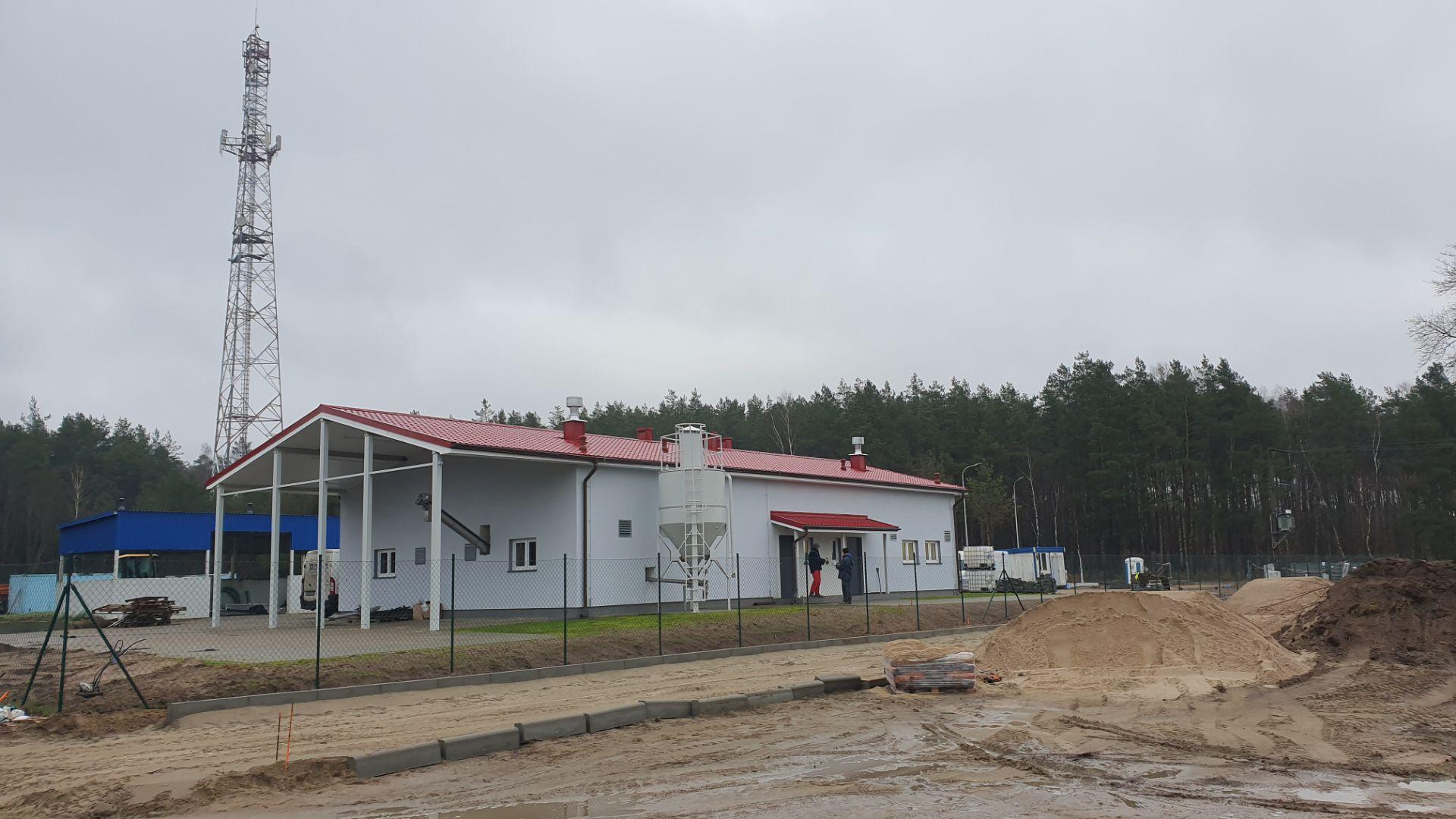 Gmina Czarna Dąbrówka w ramach środków z #RFIL realizuje rozbudowę i modernizację oczyszczalni ścieków w Podkomorzycach. W ramach inwestycji przewiduje się budowę wszystkich istotnych węzłów technologicznych.