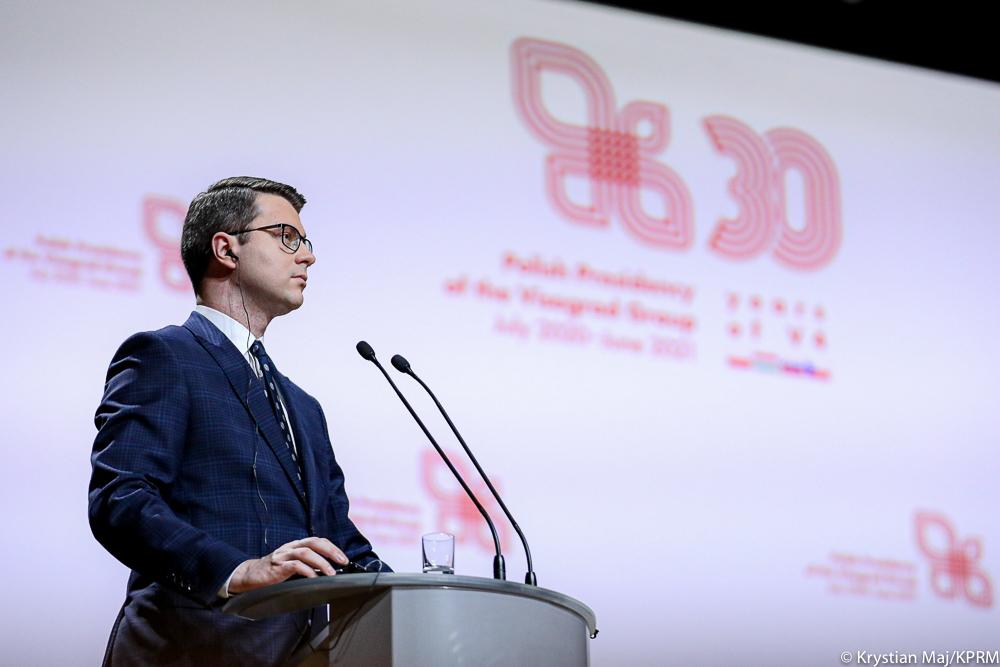 Jubileusz 30-lecia Grupy Wyszehradzkiej w Krakowie