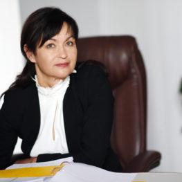 prezes Szpitala Miejskiego w Miastku Renata Kiempa