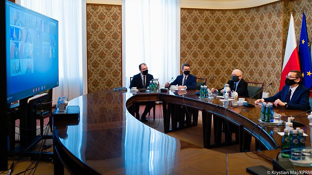 Posiedzenie Rady Ministrów